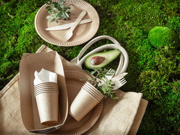 over packaging: soluciones sostenibles