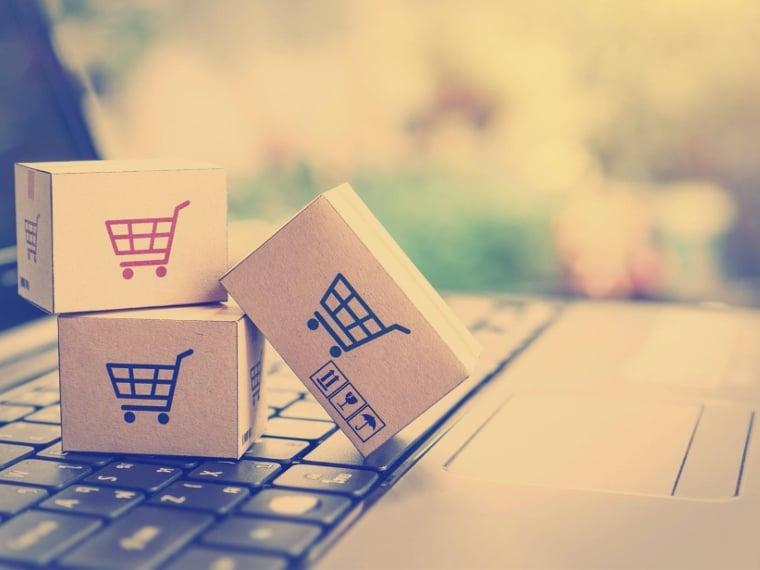 materiales de embalaje para tiendas online